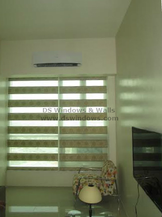 Combi Blinds Installed in Quezon City