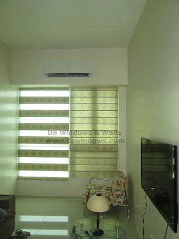 Pretty and Chic Combi Blinds in Quezon City