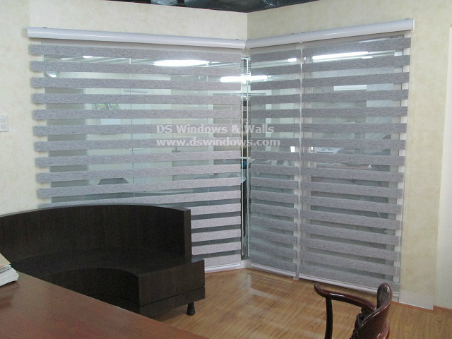 combi blinds holy spirit Combi Blinds in Transforming your Office into Chic and Comfortable Place: Holy Spirit, Quezon City, Metro Manila, Philippines