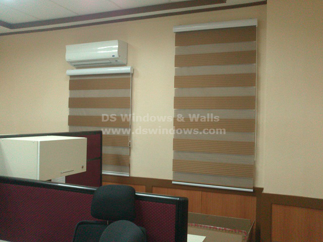 Combi Blinds in Ayala, Makati City, Philippines