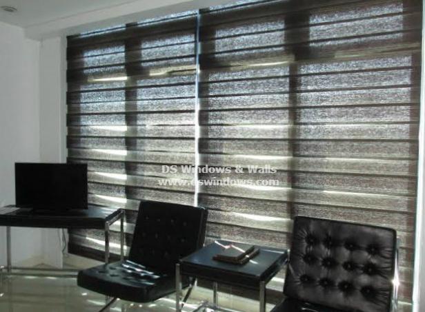 Combi Blinds / Combination Blinds / Zebra Blinds