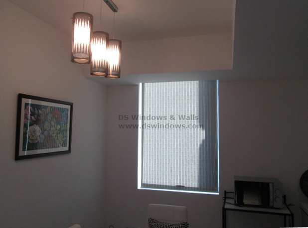 Roller Blinds Installed in Diliman, Quezon City, Philippines