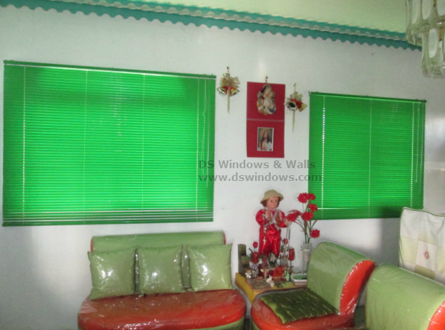 Venetian Blinds Installed in Sta. Rosa, Laguna, Philippines