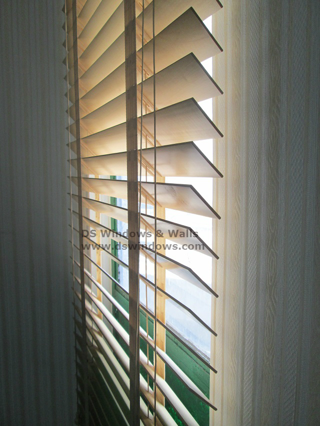 Wood Blinds: Environmental Friendly Window Blinds