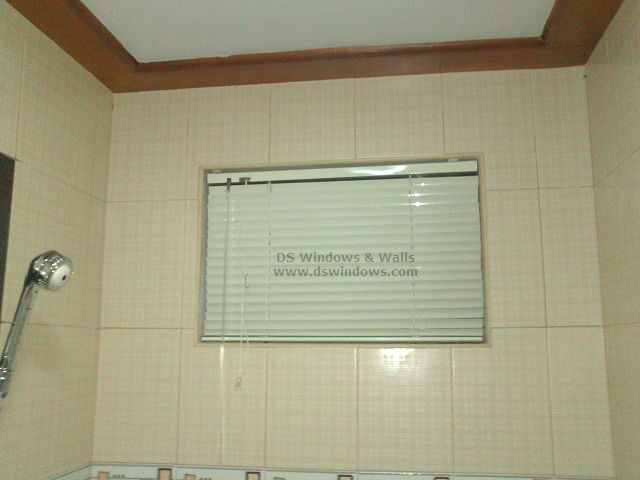 Mini Blinds For Small Shower Window Paranaque