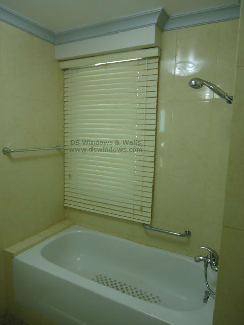 Wood Blinds PVC Type - Pasay City Installation