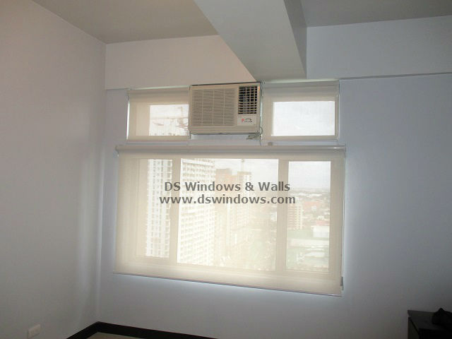Achieve The Desired Lights With Double Mechanism Roll Up Blinds - Mandaluyong City, Philippines