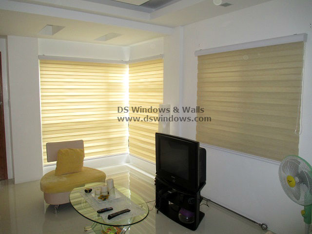 Combi Blinds installed in Valle Verde, Dasmariñas, Cavite Philippines