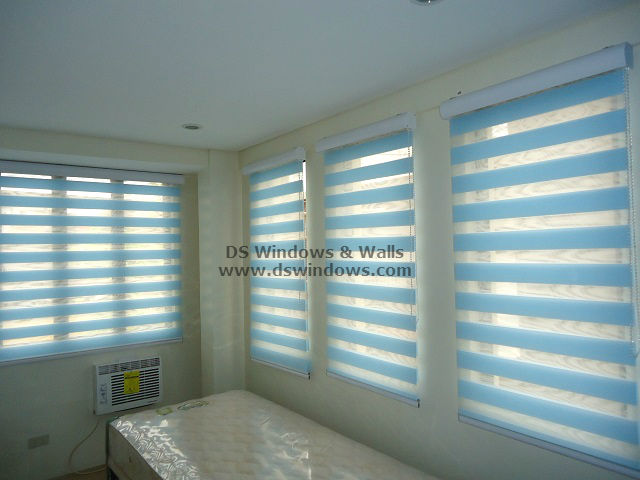 Invite A Soothing Ambiance to Your Bedroom with Combi Blinds - Parañaque City, Philippines