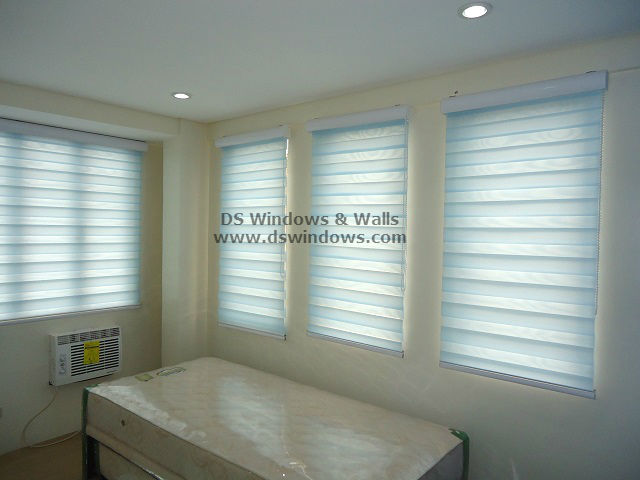 Combi Blinds For Small Bedroom - San Isidro, Parañaque City Philippines