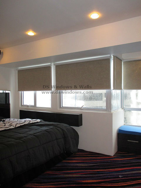 Blackout Roller Shades Warms your Bedroom in Cool Season - Bonifacio Global City, Taguig