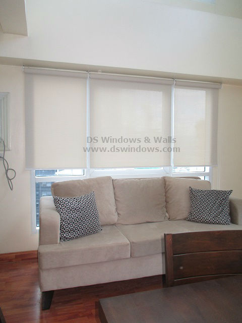 Roller Blinds 1% Openness