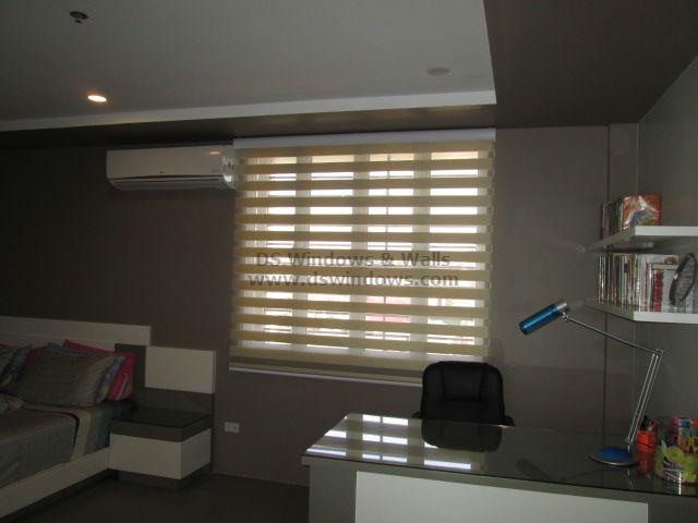 Blinds Home Office Setup - Marikina City, Philippines