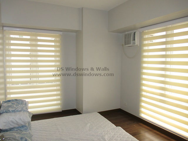 Brighten Your Day and Bedroom with Duo Shade Blinds - Batangas City