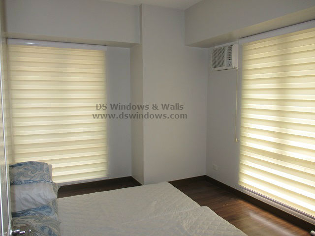 Duo Shade Blinds installed at Batangas City, Philippines
