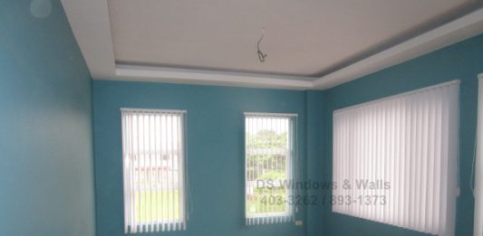 Window cover for residential houses