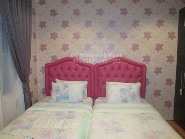 floral pattern designs for bedroom wallpaper mandaluyong project