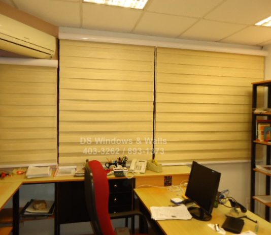 Office window blinds trends and styles